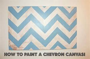how to paint chevron 28 images weekend painting With chevron template for painting
