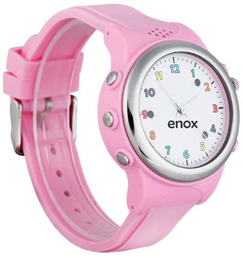 enox safe kid  kinderuhr smartwatch gps tracker
