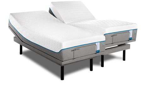 Temperpedic Adjustable Bed by Tempur Ergo Plus Adjustable Base Tempur Pedic Canada