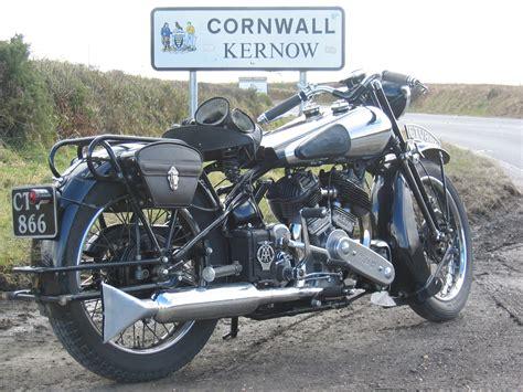 Anyone Like Classic British Motorcycles