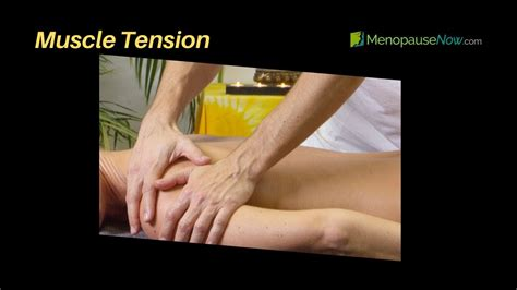 Muscle Tension - Menopause Now - YouTube