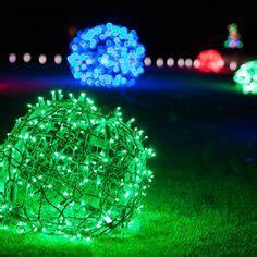 christmas lights    ball  chicken wire