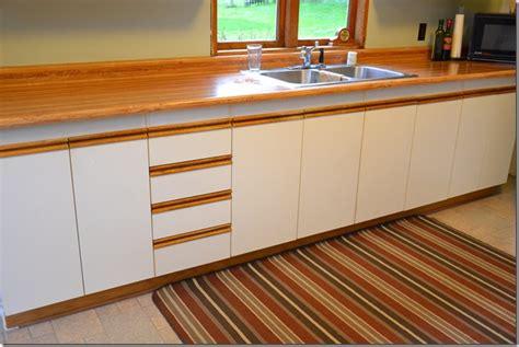 Kitchen Cupboard Experiments by Cupboard Door Makeover Harbour Home
