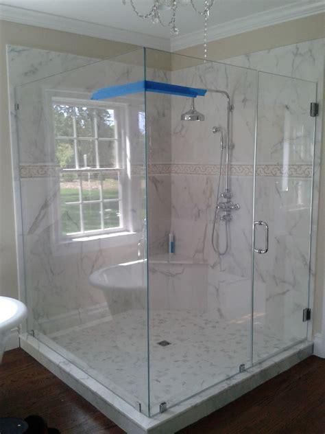 frameless shower doors  jersey cost  contemporary