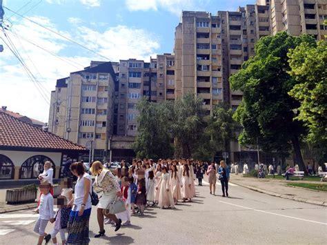 Saborna Crkva Slavu Obeležila Litijom Niškim Ulicama I
