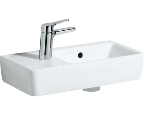 keramag renova nr 1 comprimo keramag handwaschbecken renova nr 1 comprimo ablage links 50 cm wei 223 276350000 bei hornbach kaufen