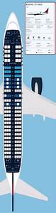 Delta Seating Chart By Flight Number 65 Best Images About Airline Seat Plans On Pinterest