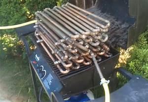 Chauffe Eau Bois : ce polonais chauffe sa piscine en utilisant un barbecue ~ Premium-room.com Idées de Décoration