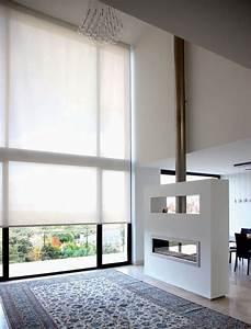 Rideaux Grande Hauteur 350 : store enrouleur grande hauteur rideaux design ~ Dailycaller-alerts.com Idées de Décoration