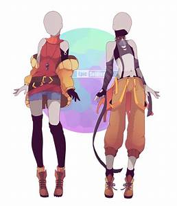 Outfit adoptable 69 (OPEN!) by Epic-Soldier.deviantart.com on @DeviantArt   Fashion Designs ...