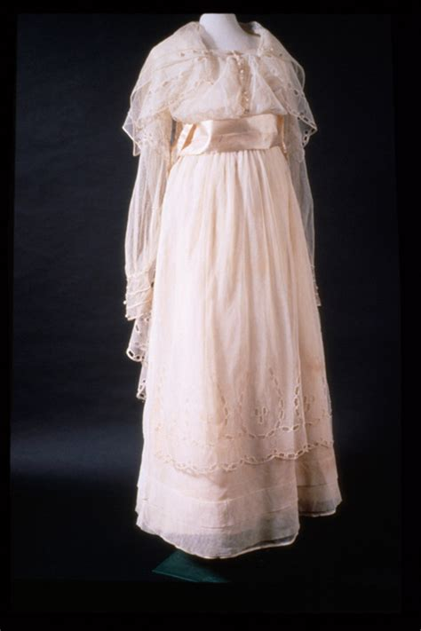 history   white wedding dress royal ontario museum