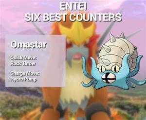 Pokemon Go Entei Raid News Legendary Counters Weakness