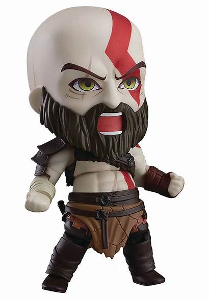 Kratos God War Figure Nendoroid Boy Smile