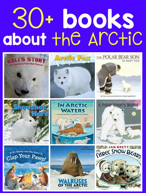 books about arctic animals the measured 857 | 30 books about the arctic