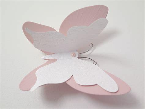 marque chambre bébé des stickers papillon en 3d pour une chambre de bébé du