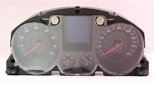 Gauge Cluster Speedometer 06