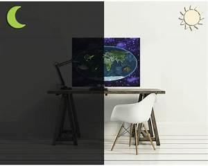 Wandtattoo Weltkarte Uhr : wandtattoo weltkarte glow 2x 45 x 65 cm bei hornbach kaufen ~ Sanjose-hotels-ca.com Haus und Dekorationen