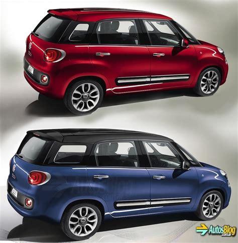 Fiat Make by Fiat 500 Xl 7 Passenger Car Cars That Make Sense Fiat