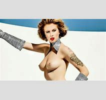 Ireland Baldwin Topless For Treats Magazine Updated The Nip Slip