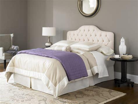 Velvet Upholstered King Headboard by Escoge Los Colores Para El Dormitorio Casa Y Color