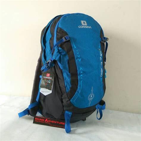 Tas Daypack Consina Tracking jual tas daypack consina marathon original riung