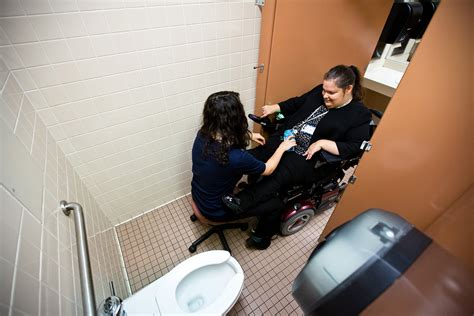 Bathroom Bill Health by Disabled Texans Say Bathroom Bill Could Further Complicate