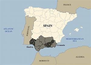 Iberian Peninsula On Map | My blog
