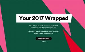 2017Wrapped Spotify How To Get Your 2017 Wrapped Spotify Report