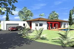 plan des maison With plan des maisons modernes