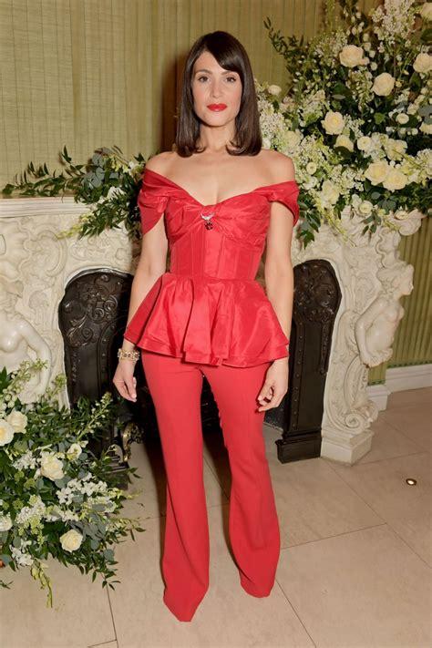 Gemma Arterton - BAFTA Vogue x Tiffany Fashion and Film AF ...