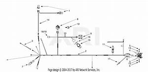 Troy Bilt 14bv809h063  2000  Parts Diagram For Electrical Wiring Briggs  U0026 Stratton  Intek Twin