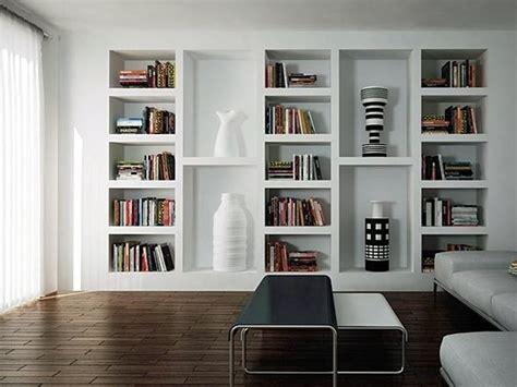 idee per librerie librerie in cartongesso il meglio dei