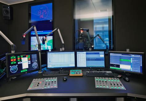 modern radio station swiss radio ready to go with state of the technology sound forums