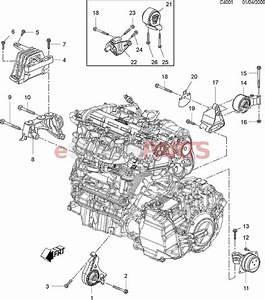 22744337  Saab Vibration Damper