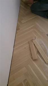 Pose Parquet Baton Rompu : pose parquet b ton rompu parquet et terrasse en bois ~ Zukunftsfamilie.com Idées de Décoration