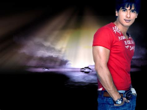 shahid kapoor height pictures