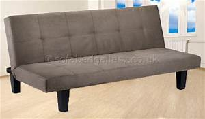 Tommy clic clac sofa bed buy cheap sofabed for Cheap click clack sofa bed