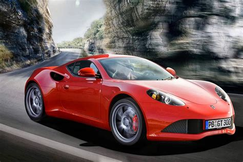 Artega Gt Targa Wallpaper And Prices