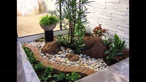 Small Rock Garden Ideas Pertaining To For Gardens Design