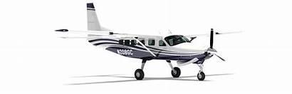 Cessna Caravan 208 Aircraft Turboprop Seating Interior