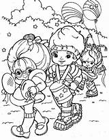 Coloring Parade Rainbow Brite Butler Grange Doing Luna Colouring Colorluna Sheets Printable Adult Books Getdrawings sketch template