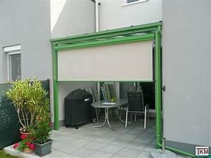 loggiamarkisen fallarmmarkisen mhz loggia tkm klaus madzar With markise balkon mit michalsky tapete sterne