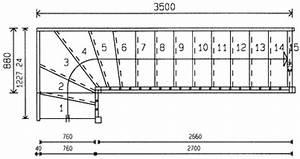 Wendeltreppe Berechnen : grundrisse f r treppen mit 1 4 wendung planungshilfen und grundrisse ~ Themetempest.com Abrechnung