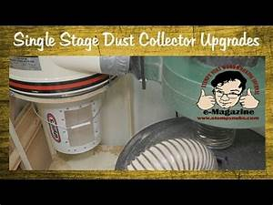 SNW45- Woodworking dust collection upgrades- MAKE YOUR
