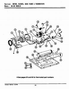 Maytag Dg9800 Dryer Parts