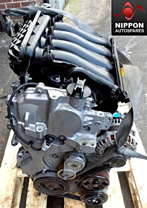 nissan  trail qashqai mrde   petrol engine