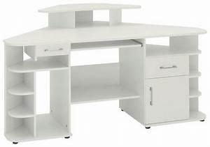 Schreibtisch Mit Druckerfach : eck schreibtisch flint mit 2 schubk sten kaufen otto ~ Michelbontemps.com Haus und Dekorationen