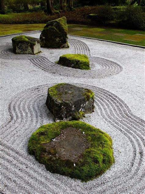Japanische Zen Gärten by Zen Garten Anlegen Die Hauptelemente Des Japanischen Gartens