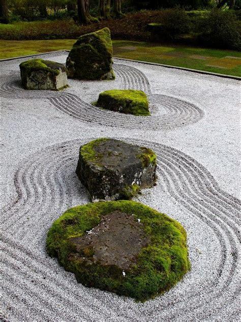 Zen Garten Anlegen  Die Hauptelemente Des Japanischen Gartens