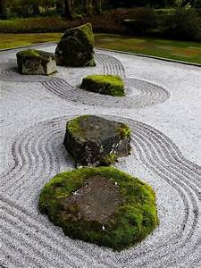 Zen Garten Anlegen : zen garten anlegen die hauptelemente des japanischen gartens ~ Articles-book.com Haus und Dekorationen